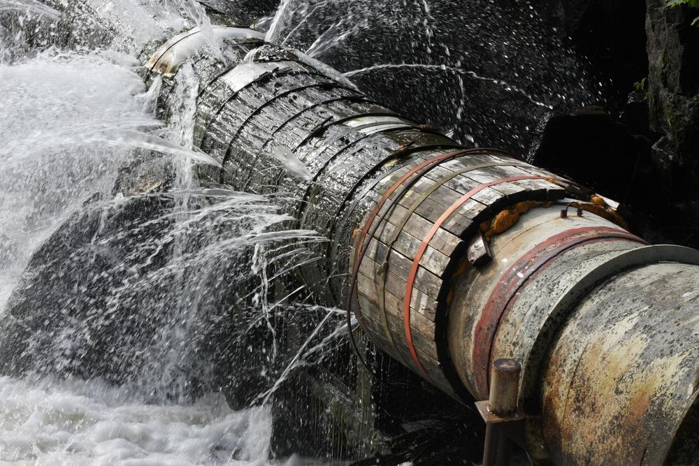 fresh water damage