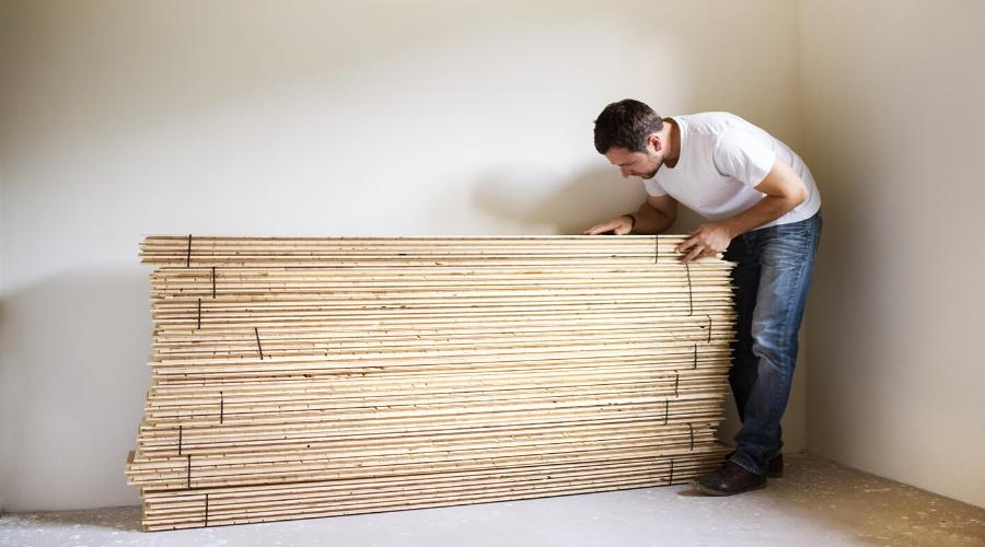 The materials used in a flooring installation will dictate the hardwood floor installation quote.